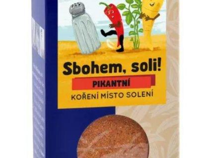 Sbohem soli pikantní BIO 50 g SONNENTOR