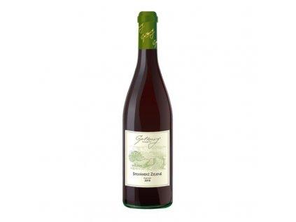 Sylvánské zelené Vinařství Gotberg