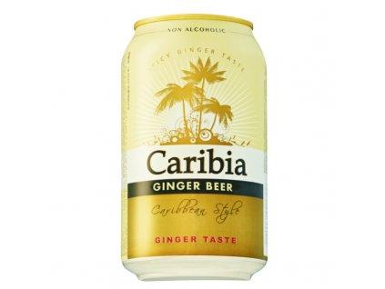 Zázvorová limonáda Caribia