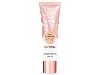 Tónující krém Skin Paradise Tinted Water Cream SPF 20 30 ml