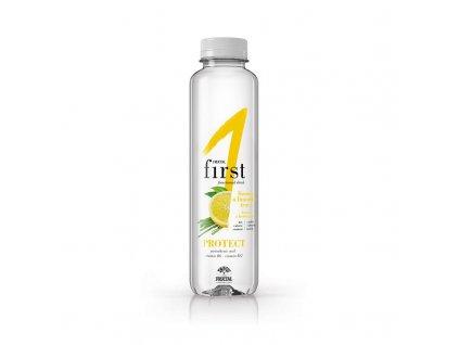 Funkční voda citron-citronová tráva First 500 ml
