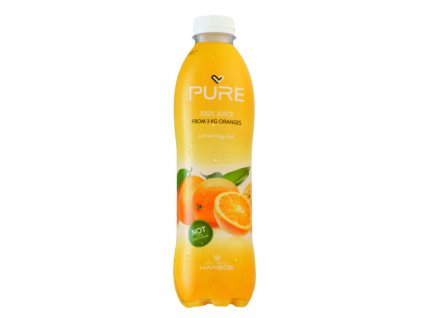 PURE Pomeranč lisovaná šťáva