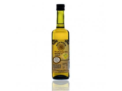 Řepkový panenský olej