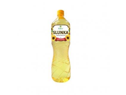 Slunečnicový olej Slunka