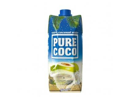 Kokosová voda Pure Coco