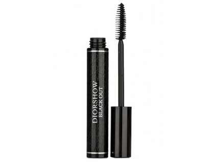 Objemová řasenka s velkolepým efektem Diorshow Black Out (Spectacular Volume Intense Black-Kohl Mascara) 10 ml