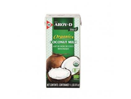 BIO Kokosové mléko Aroyd 1 l
