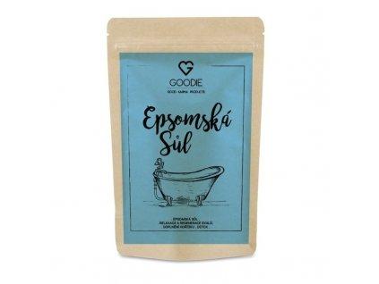 Epsomská sůl GOODIE