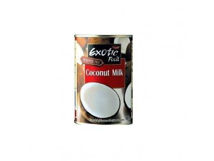 Kokosové mléko Exotic Food 400 ml