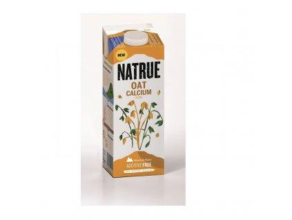 Natrue ovesný nápoj s vápníkem bez přidaného cukru 1 l