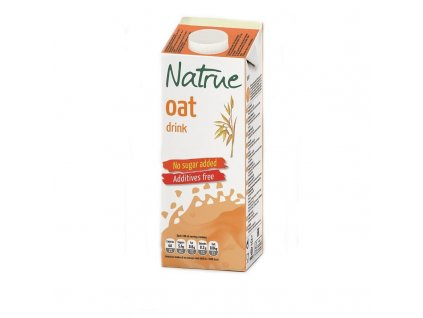 Ovesný nápoj Natrue