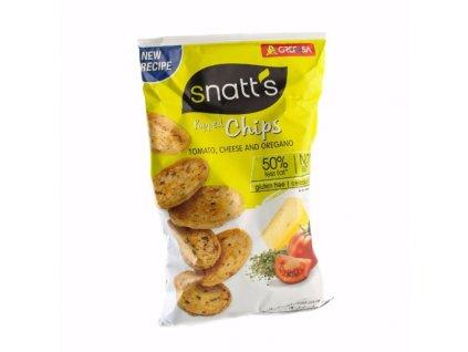 Popped chips rajče, sýr, oregáno Snatt's
