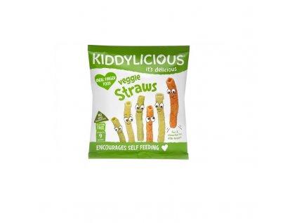 Kiddylicious Tyčinky zeleninové 12 g