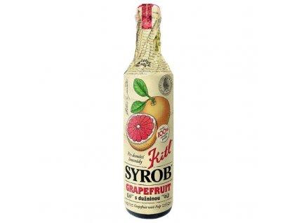 Kitl Syrob Grapefruit