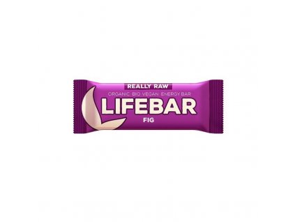 Lifebar tyčinka fíková