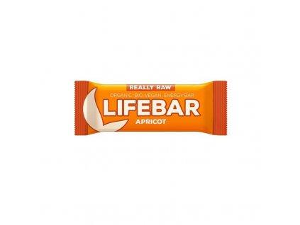 Lifebar tyčinka meruňková