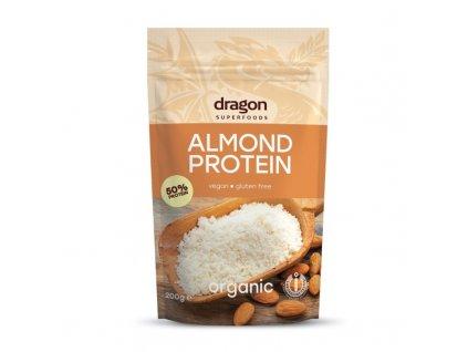 Mandlový protein 50% bio DRAGON
