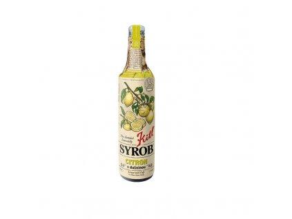 Syrob Citron 500 ml