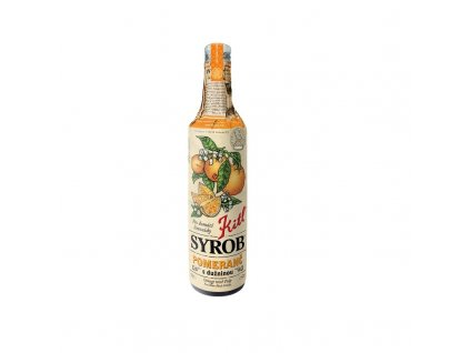 Syrob Pomeranč 500 ml