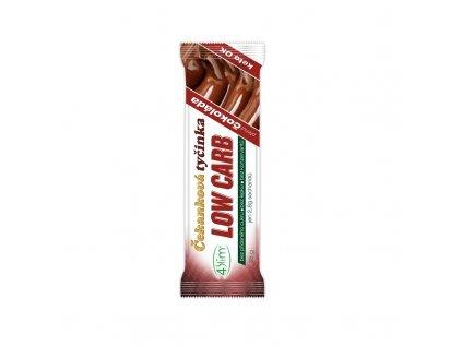 Čekanková tyčinka Low Carb příchuť čokoláda 35 g