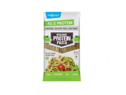 Bio těstoviny ze zelené sóji