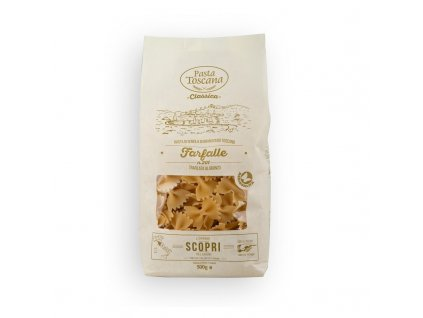 Farfalle n°201 Pasta Toscana classica
