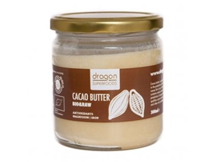 Kakaové máslo bio DRAGON