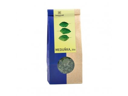 Meduňka sypaný čaj BIO