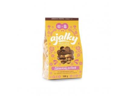 Sušenky Ajalky zázvorový polibek 100 g