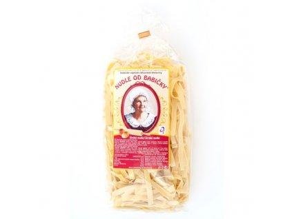 Tradiční české nudle polévkové DOBŠICKÉ TĚSTOVINY