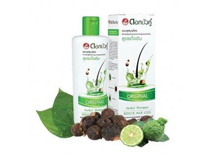 Bylinný šampón proti vypadávání vlasů Original (Herbal Shampoo-Original) 300 ml