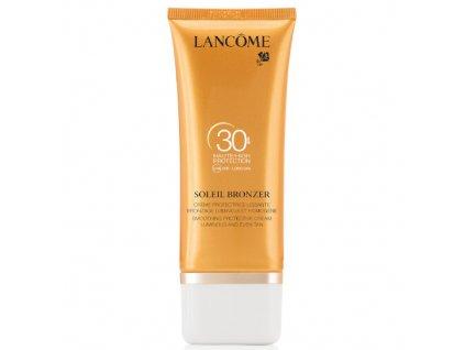 Vyhlazující ochranný krém SPF 30 Soleil Bronzer (Smoothing Protective Cream) 50 ml