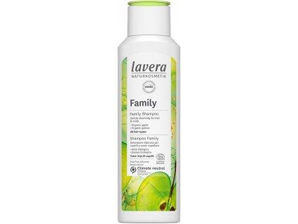 Šampon pro každodenní použití Family (Shampoo) 250 ml
