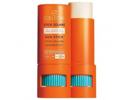 Lokální péče proti slunci SPF 50+ (Sun Stick) 8 ml