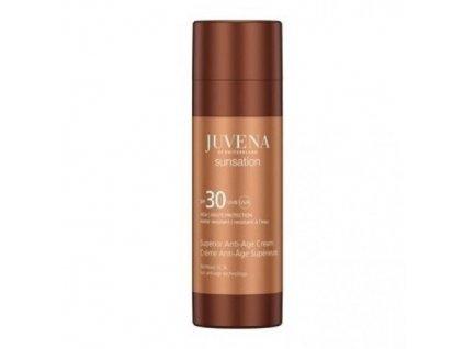 Pleťový krém na opalování SPF 30 Sunsation (Superior Anti-Age Cream) 75 ml
