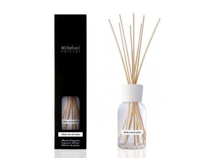 Aroma difuzér Natural Bílá máta & Tonkové boby 250 ml
