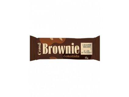 Cerea Brownie Belgická čokoláda 40g