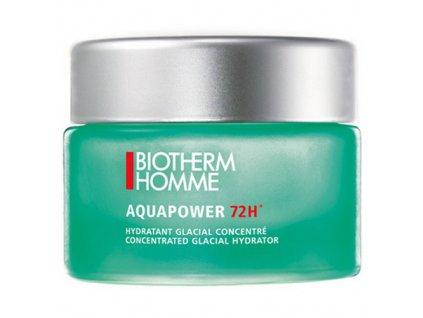 Hydratační gelový krém pro muže Homme Aquapower (72h Gel-Cream) 50 ml
