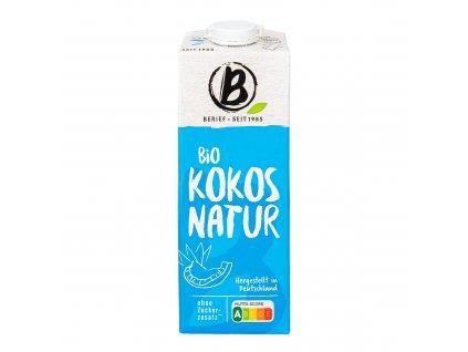 Nápoj kokosový natural 1l BIO BERIEF