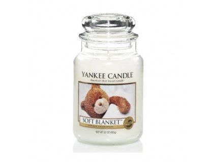 Aromatická svíčka Classic velký Soft Blanket 623 g