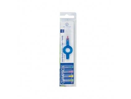 Mezizubní kartáčky mix velikostí Prime Plus Handy 06 - 011 5 ks + UHS 409