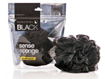 Pánská smyslná houba na mytí (Black Sense Sponge)