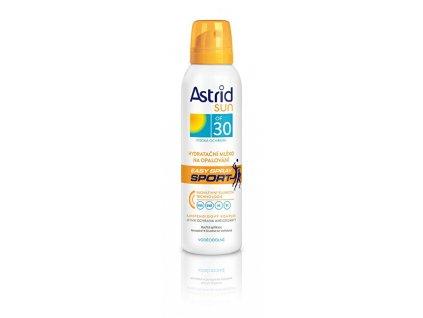 Hydratační mléko na opalování OF 30 Sun Easy Spray Sport 150 ml