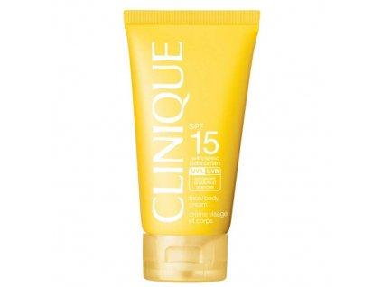 Krém na opalování SPF 15 Sun (Face and Body Cream) 150 ml