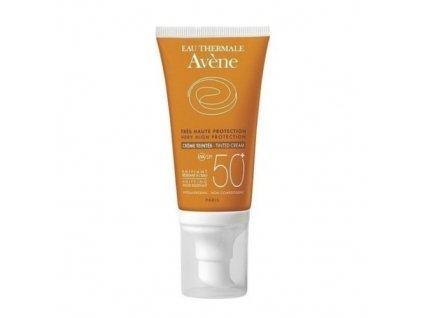 Tónovací opalovací krém SPF 50+ (Tinted Cream) 50 ml