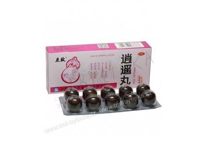 Pilulky Spokojenosti ( Xiaoyao Wan) 10 tbl. J0019