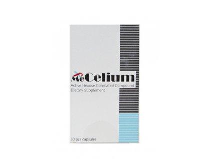 MeCelium - Reishi, Shiitake, Maitake, Blazei, 30 kapslí