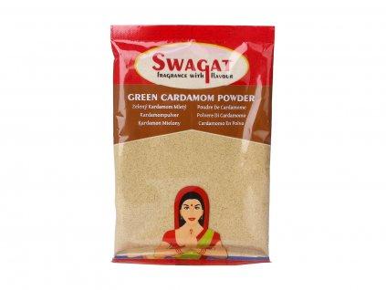 Kardamom zelený mletý, 50 g, Swagat