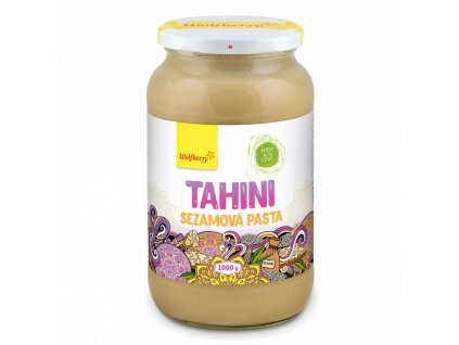 Wolfberry s.r.o. Tahini 1000g Wolfberry
