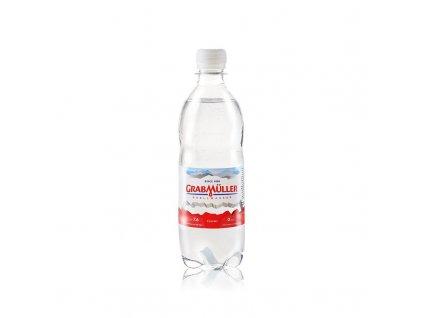 Přírodní voda nesycená Grabmüller classic 0.5 l